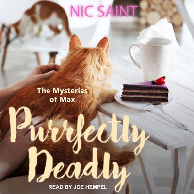 Purrfectly Deadly Audiobook, by Nic Saint