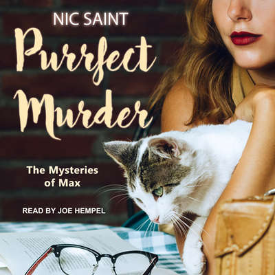 Purrfect Murder Audiobook, by Nic Saint