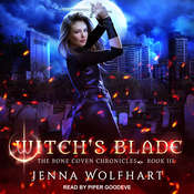 Witchs Blade Audiobook, by Jenna Wolfhart