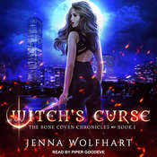 Witchs Curse Audiobook, by Jenna Wolfhart