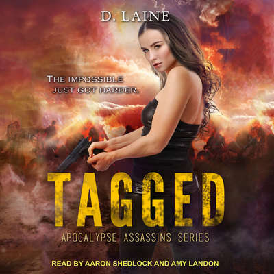 Tagged Audiobook, by D. Laine
