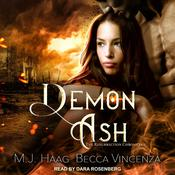 Demon Ash Audiobook, by M.J. Haag, Becca Vincenza