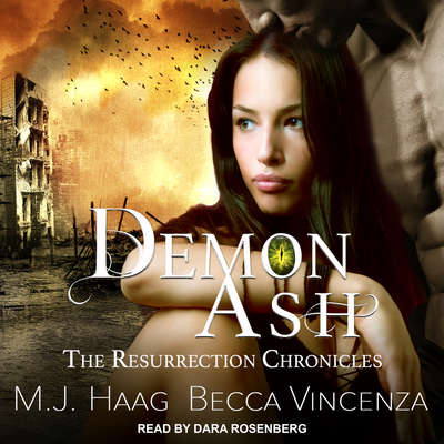 Demon Ash Audiobook, by M.J. Haag