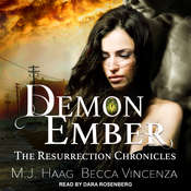 Demon Ember Audiobook, by M.J. Haag, Becca Vincenza