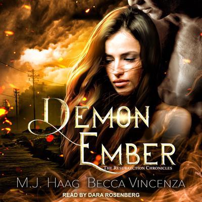 Demon Ember Audiobook, by M.J. Haag