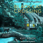 Black Cat Crossing Audiobook, by Kay Finch