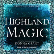 Highland Magic Audiobook, by Donna Grant