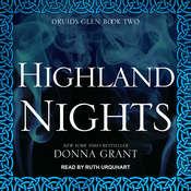 Highland Nights Audiobook, by Donna Grant