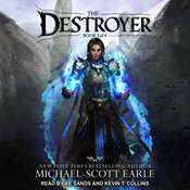 The Destroyer Book 3 Audiobook, by Michael-Scott Earle