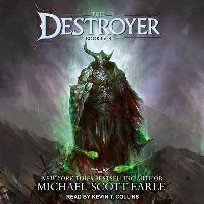 The Destroyer Audiobook, by