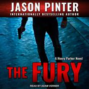 The Fury Audiobook, by Jason Pinter