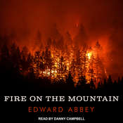 Fire on the Mountain Audiobook, by Edward Abbey