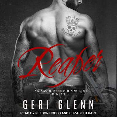 Reaper Audiobook, by Geri Glenn