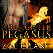 Firefighter Pegasus Audiobook, by Zoe Chant