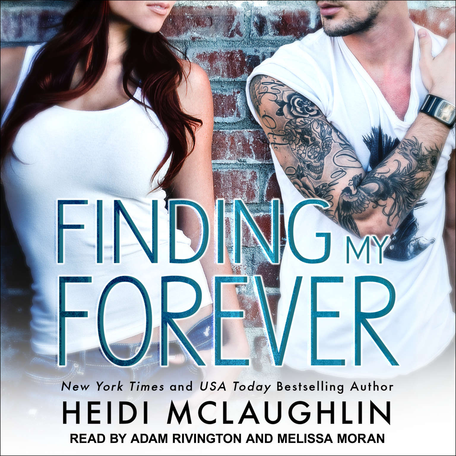 Finding My Forever Audiobook, by Heidi McLaughlin