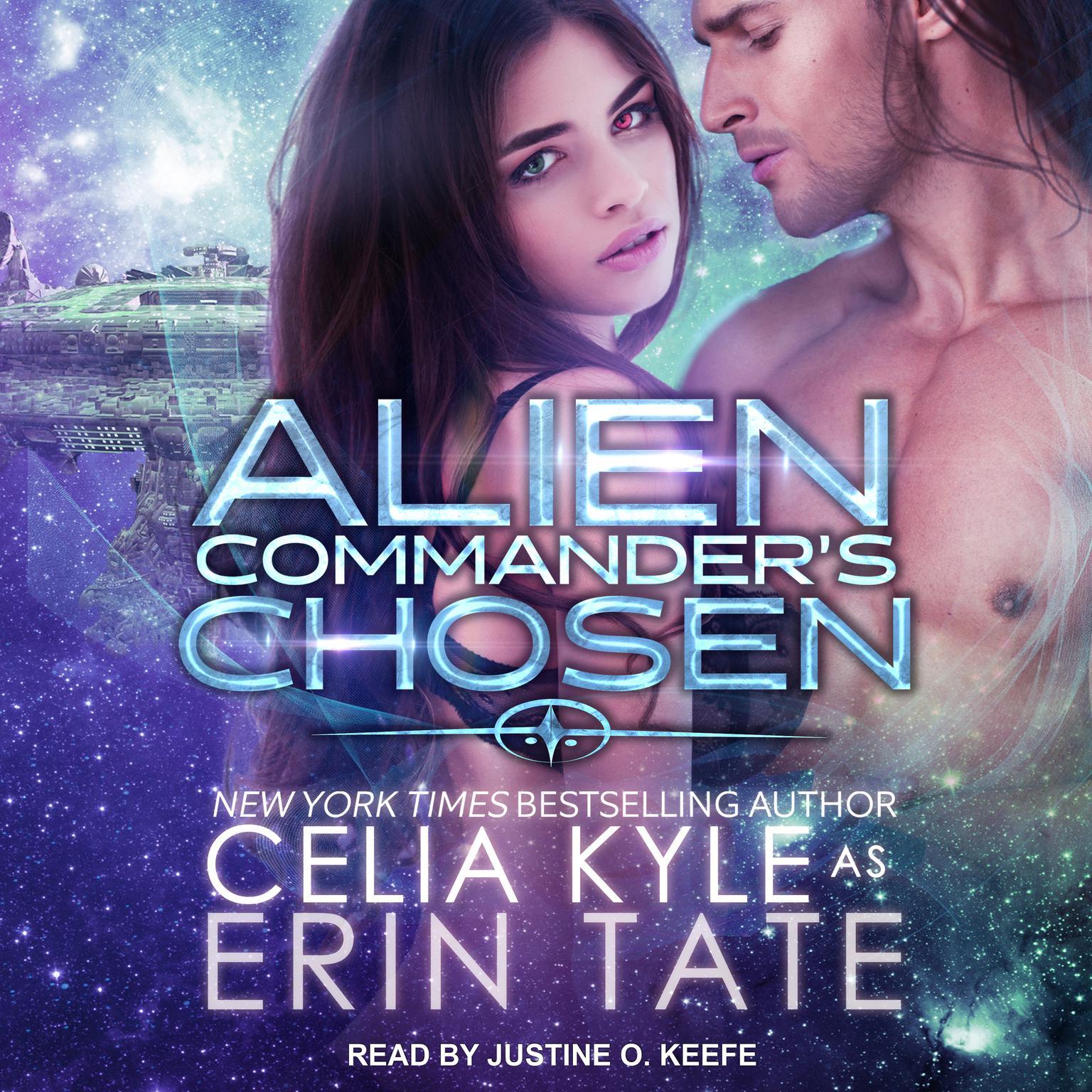 Alien Commanders Chosen Audiobook, by Celia Kyle