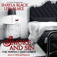 Smoke and Sin Audiobook, by Shayla Black, Lexi Blake