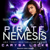 Pirate Nemesis Audiobook, by Carysa Locke