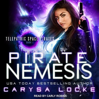 Pirate Nemesis Audiobook, by Carysa Locke