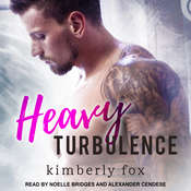 Heavy Turbulence Audiobook, by Kimberly Fox