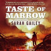 Taste of Marrow Audiobook, by Sarah Gailey