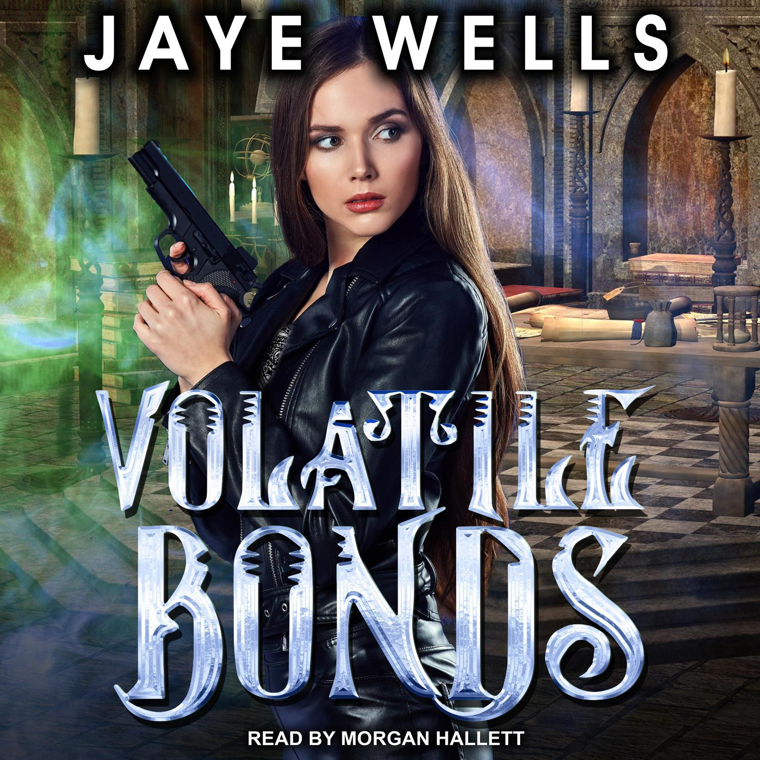 Volatile Bonds Audiobook, by Jaye Wells