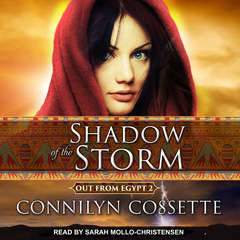 Shadow of the Storm Audiobook, by Connilyn Cossette