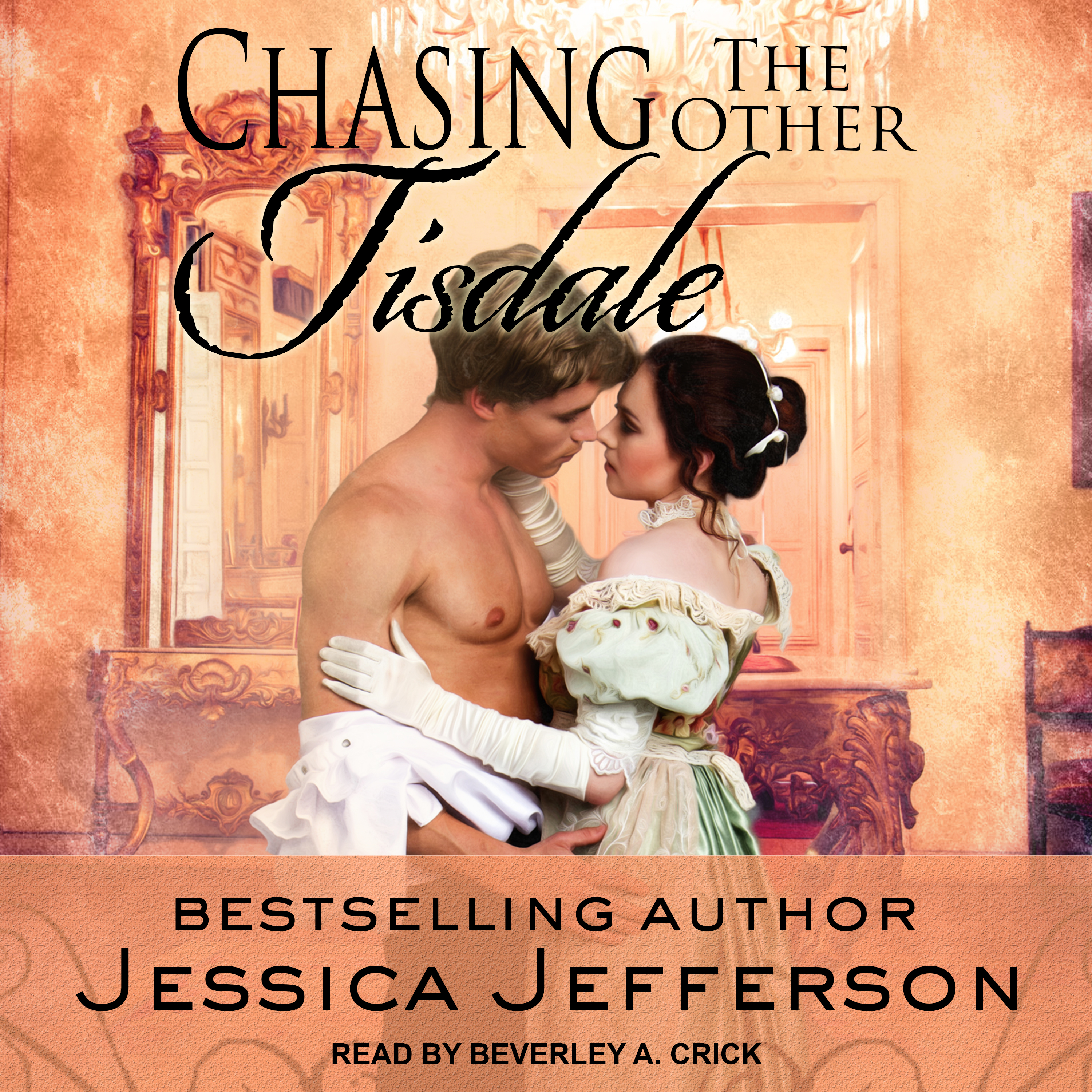 Printable Chasing the Other Tisdale Audiobook Cover Art