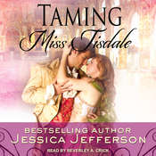 Taming Miss Tisdale Audiobook, by Jessica Jefferson