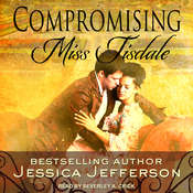 Compromising Miss Tisdale Audiobook, by Jessica Jefferson