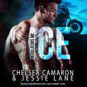 Ice Audiobook, by Jessie Lane, Chelsea Camaron
