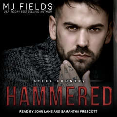 Hammered Audiobook, by MJ Fields
