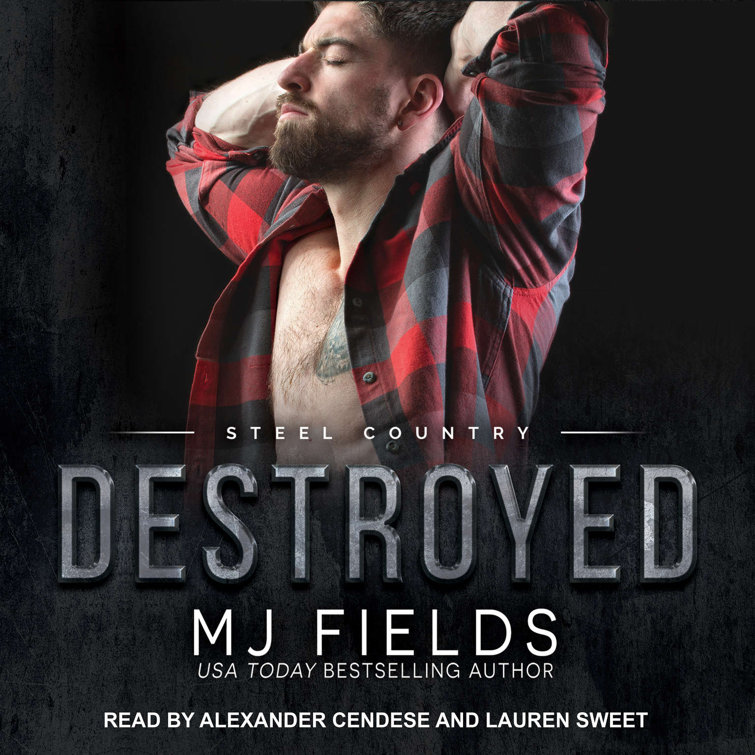 Destroyed Audiobook, by MJ Fields