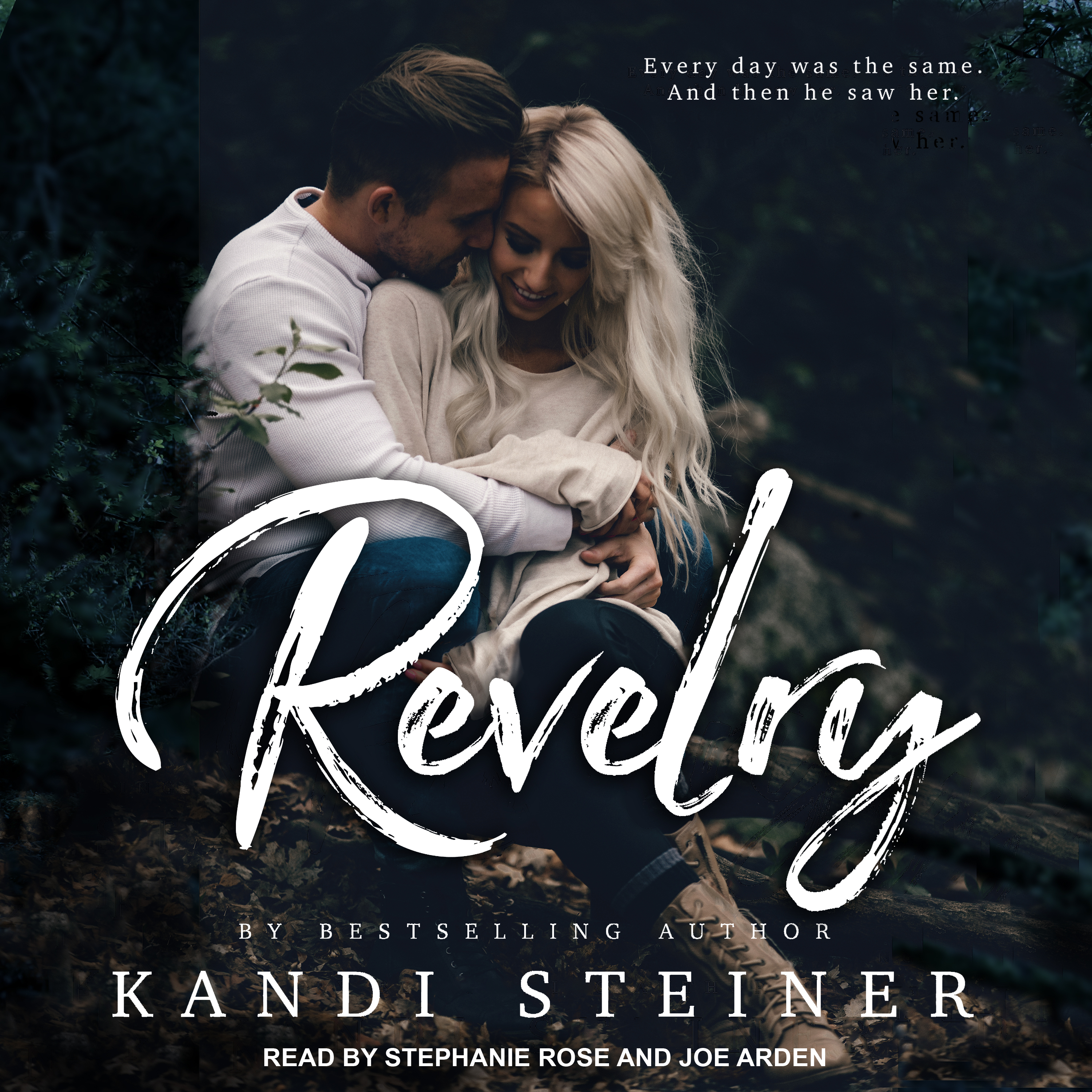 Printable Revelry Audiobook Cover Art