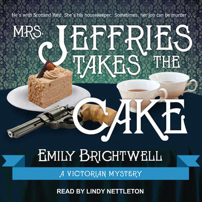 Mrs. Jeffries Takes the Cake Audiobook, by Emily Brightwell