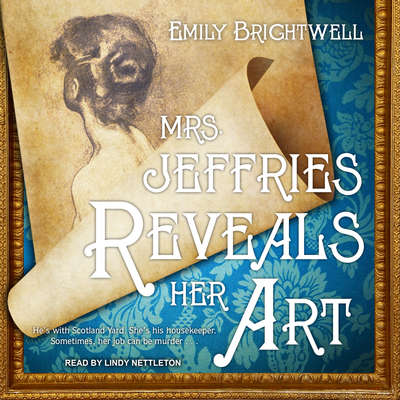 Mrs. Jeffries Reveals Her Art Audiobook, by Emily Brightwell