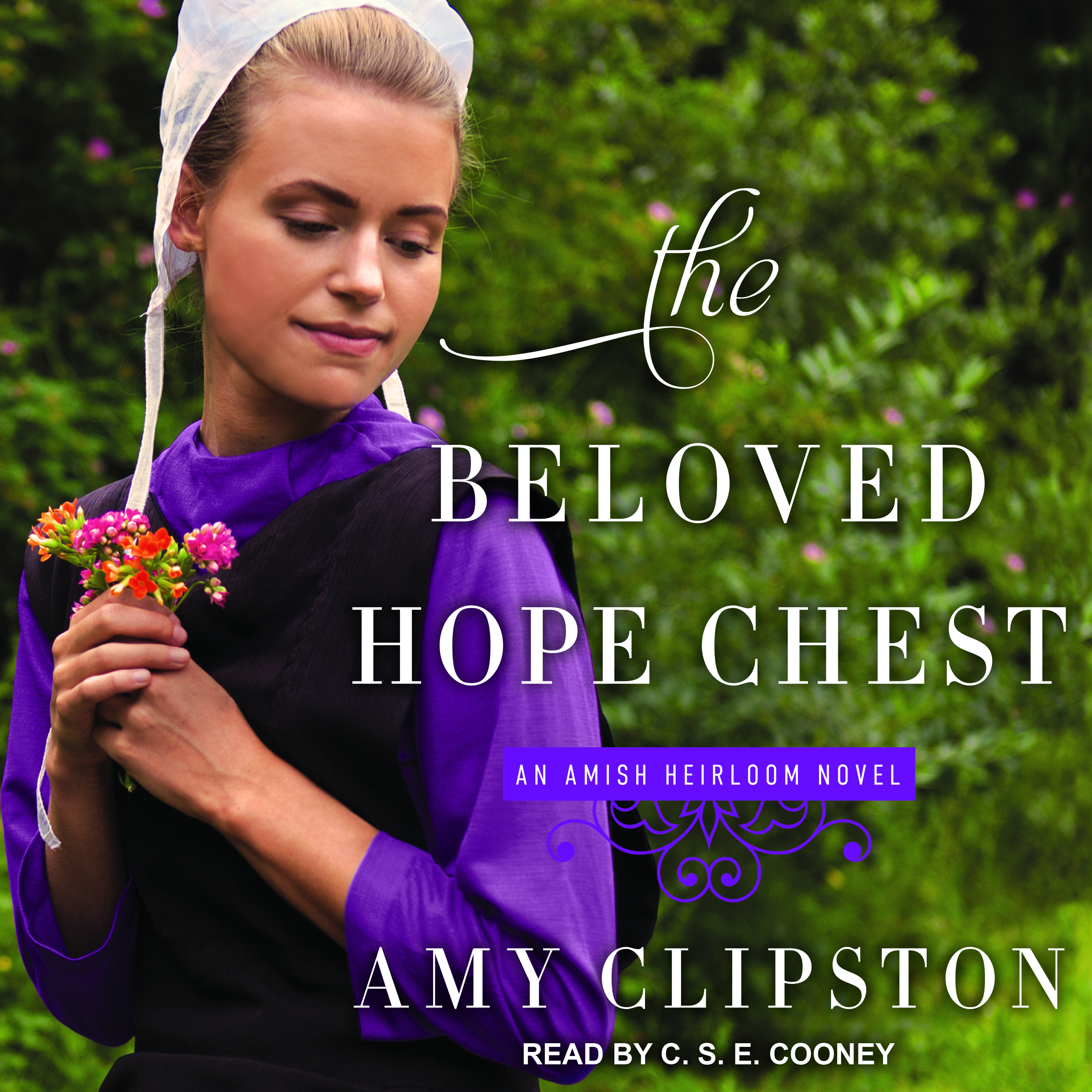 Printable The Beloved Hope Chest Audiobook Cover Art