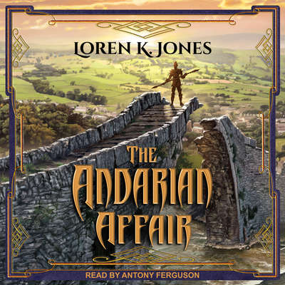 The Andarian Affair Audiobook, by Loren K. Jones