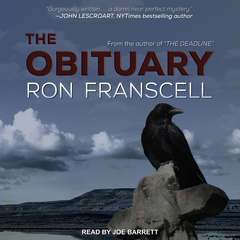 The Obituary Audiobook, by Ron Franscell