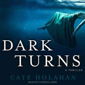 Dark Turns Audiobook, by Cate Holahan