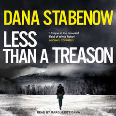Less than a Treason Audiobook, by Dana Stabenow