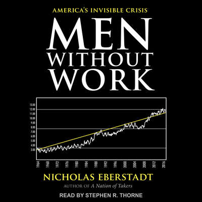 Men Without Work: Americas Invisible Crisis Audiobook, by Nicholas Eberstadt