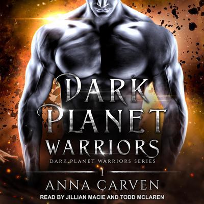 Dark Planet Warriors Audiobook, by Anna Carven