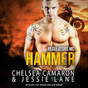 Hammer Audiobook, by Jessie Lane, Chelsea Camaron