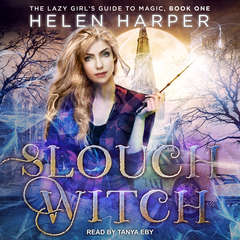 Slouch Witch Audiobook, by Helen Harper