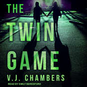 The Twin Game Audiobook, by V.J. Chambers