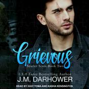 Grievous Audiobook, by J. M. Darhower