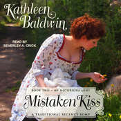Mistaken Kiss Audiobook, by Kathleen Baldwin