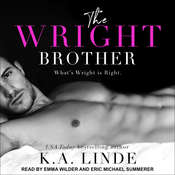 The Wright Brother Audiobook, by K. A. Linde