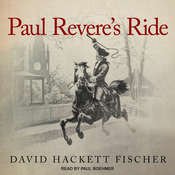 Paul Reveres Ride Audiobook, by David Hackett Fischer